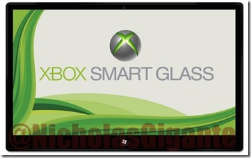 Microsoft Smart Glass aka multiplatform version of Apple's airplay