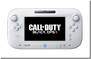 Nintendo thinks COD players will love the Wii U