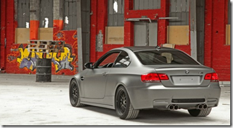 Space Matte Gray BMW E92 M3 2