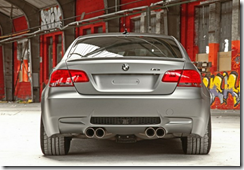 Space Matte Gray BMW E92 M3 3