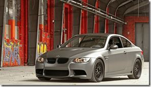 Space Matte Gray BMW E92 M3