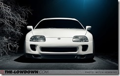 THE WHITE KNIGHT SUPRA 3