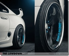 THE WHITE KNIGHT SUPRA 5