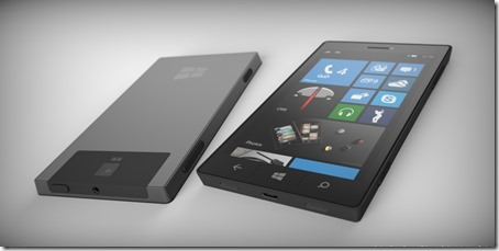 Microsoft Surface Phone concept. This is the future drafted phone model of the Microsoft Surface.