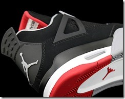 AIR JORDAN IV RETRO – BLACK CEMENT GREY AKA FIRE RED