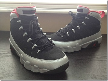"Air Jordan Retro 9 ""Johnny Kilroy"" 4"