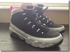 "Air Jordan Retro 9 ""Johnny Kilroy"""