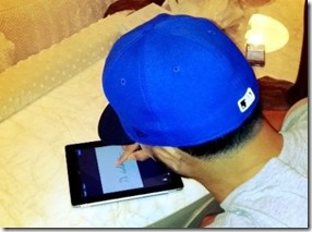 Deron Williams Signs Brooklyn Nets Contract Using iPad