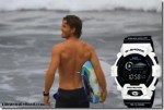 G-SHOCK AND PRO SURFER YADIN NICOL TEAM UP