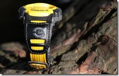 G-Shock DW-004B-9V Yellow and Black 11
