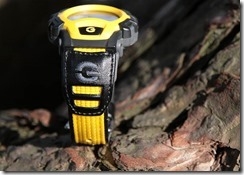 G-Shock DW-004B-9V Yellow and Black 12