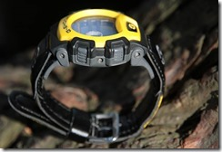 G-Shock DW-004B-9V Yellow and Black 14