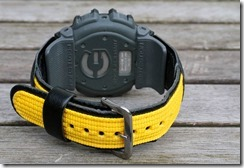G-Shock DW-004B-9V Yellow and Black 17