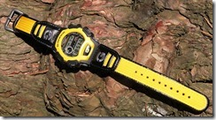 G-Shock DW-004B-9V Yellow and Black 8