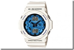 G-Shock 'Metallic Dial' Watch Series 4