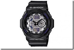 G-Shock 'Metallic Dial' Watch Series 5