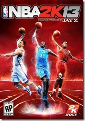Jay-Z Is The Executive Producer For The New NBA2k13