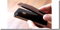 PRECISION POCKET CARD CARRIER for iPhone 3
