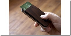 PRECISION POCKET CARD CARRIER for iPhone 5