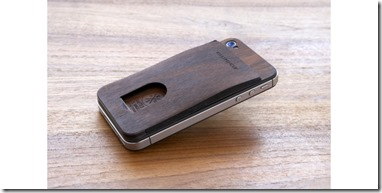 PRECISION POCKET CARD CARRIER for iPhone
