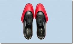 Prada Rubber & Flowers Shoes 10