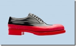 Prada Rubber & Flowers Shoes 5