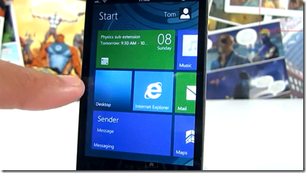 iPhone fans get some Windows 8 Metro UI love