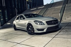 2012 Mercedes CLS63 by Wheelsandmore