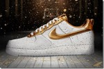 Nike AF-1 XXX Pearl Collection (Gold Speckle)