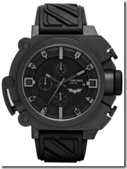 Batman & Bane Watches By Diesel