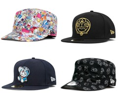 DORAEMON X NEW ERA – CAP COLLECTION