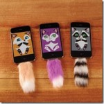IPhone Faux Fur Tail