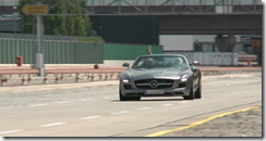 Jay Leno Test Drives The 2012 Mercedes-Benz SLS AMG Roadster