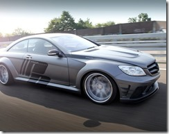MERCEDES-BENZ – CL-CLASS COUPE BY PRIOR DESIGN