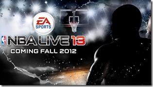 NBA Live 13 is real, here is the footage to prove it