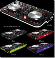 Pioneer DDJ-WeGO Two-Channel DJ Controller 2