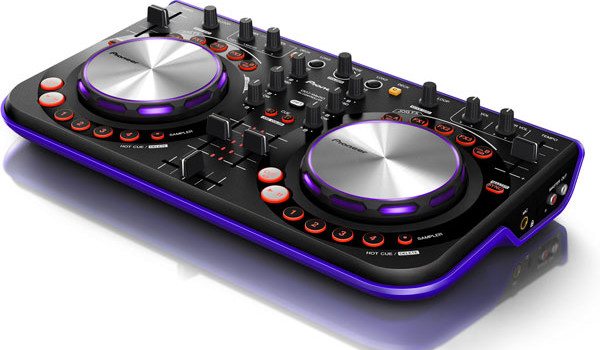 Pioneer DDJ-WeGO Two-Channel DJ Controller
