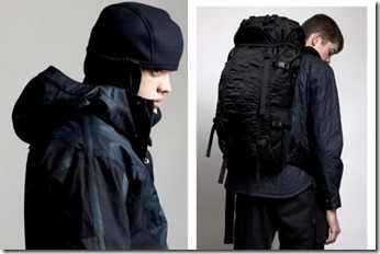 maharishi Fall Winter 2012 Lookbook