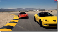 2013 Chevrolet Corvette ZR1 vs. 2013