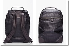Alexander Wang Croc Embossed Leather Bag Collection 2