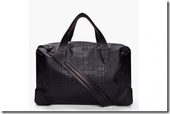 Alexander Wang Croc Embossed Leather Bag Collection 5