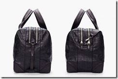 Alexander Wang Croc Embossed Leather Bag Collection 6
