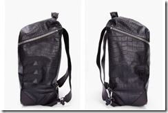 Alexander Wang Croc Embossed Leather Bag Collection