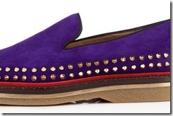 Christian Louboutin Fredapoitiers Slip-On Stud Shoes 2