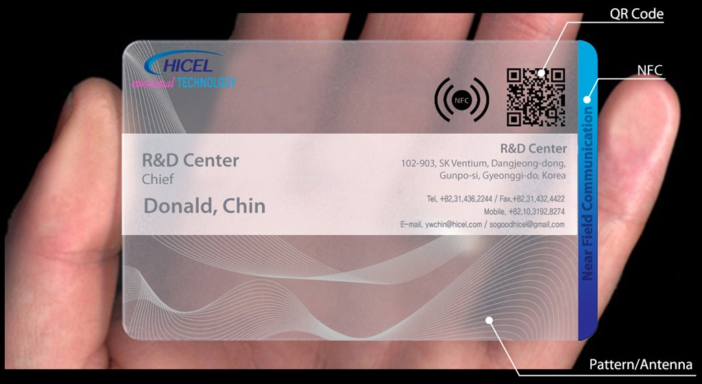 Wonderful Rfid Business Cards Images - Business Card Ideas - etadam.info