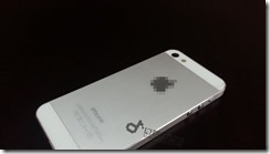 Leaked video of iPhone 5 4