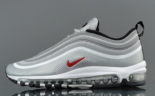 """0e371c8e8d NIKE AIR MAX 97 HYPERFUSE """"SILVER BULLET"""" 