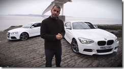 BMW M135i vs Audi RS3