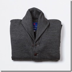 Best Made x Dehen Shawl Neck Sweater Coat 6