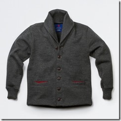 Best Made x Dehen Shawl Neck Sweater Coat